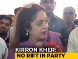 Video: In Punjab, Big Rift In BJP Over Kirron Kher's Nomination