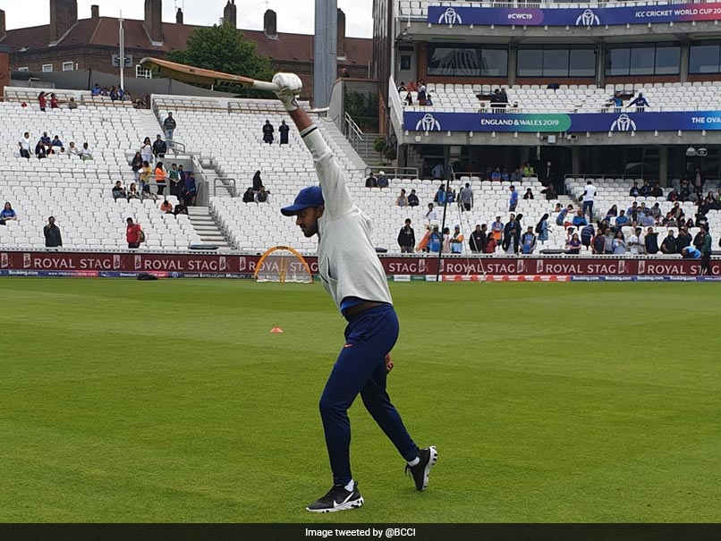 World Cup 2019: Vijay Shankars Scan Reports Have Come In And He Has No Fracture