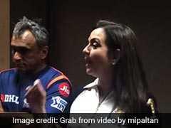 After IPL Win, Mumbai Indians Release Video Of Neeta Ambani Pep-Talk