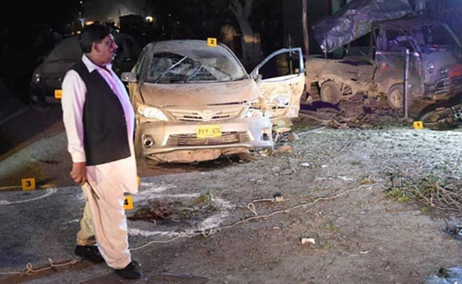 Bombing In Pakistan Kills 4 Cops, Injures 9 Others: Police