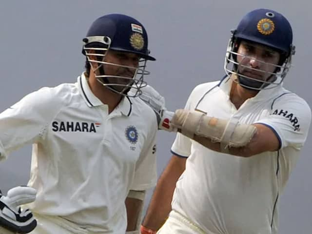 "VVS Laxman Praises Tendulkar For ""Staying Grounded Despite Adulation"""