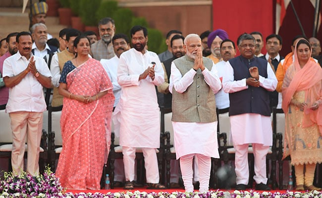PM मोदी की नई कैबिनेट की बैठक आज, विभागों के बंटवारे को लेकर संशय बरकरार