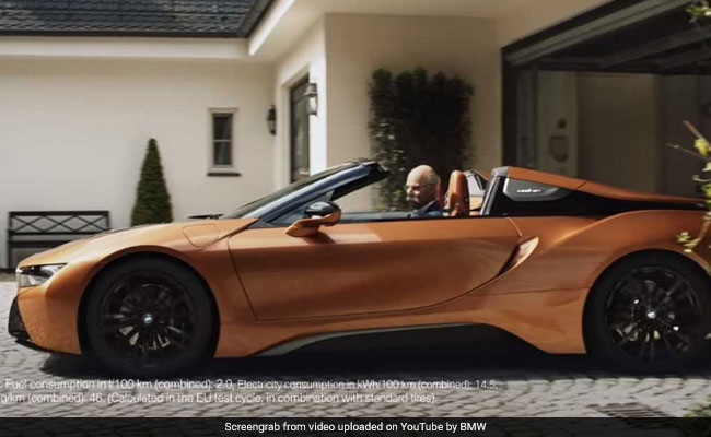 BMW's Tribute To Mercedes-Benz CEO On Retirement Is As Funny As It's Touching