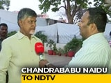 Video : To KCR's Federal Front Moves, Chandrababu Naidu's Unfazed Reaction