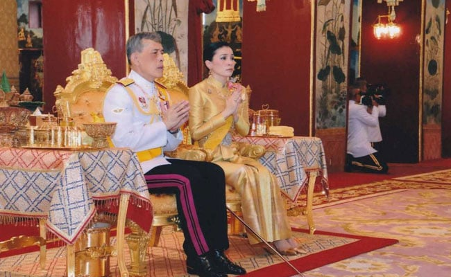 Thailand To Crown Its Newlywed King In Series Of Grand Rituals