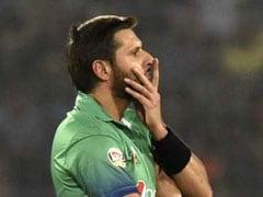 World Cup 2019: शाहिद अफरीदी बोले-पाकिस्तान टीम संतुलित, खराब प्रदर्शन के लिए कोई बहाना नहीं चलेगा, VIDEO