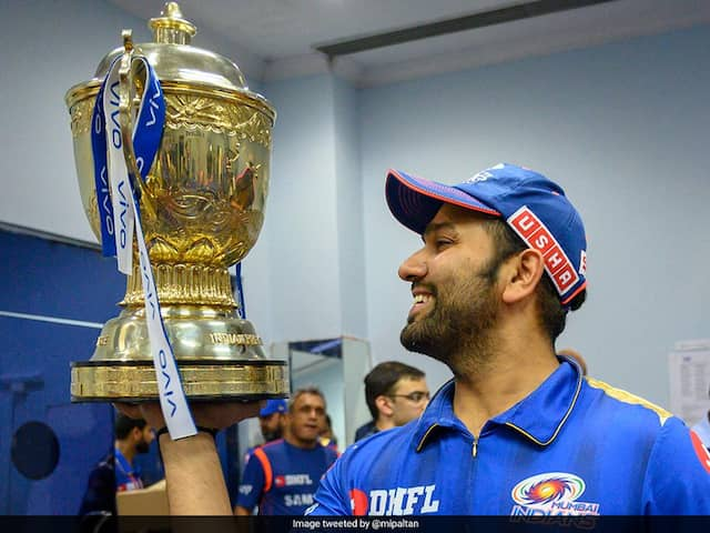 Forgot Title With Deccan Chargers, Will Cherish All Five, Says Record-Setter Rohit Sharma