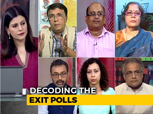 Video : Decoding The Exit Polls: How Often Have They Got It Right?