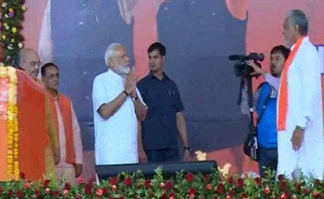 PM Addresses Rally In Gujarat, Says Saddened By Surat Fire: Top Quotes