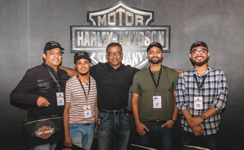 Four finalists have been selected for the Harley-Davidson India summer internship programme