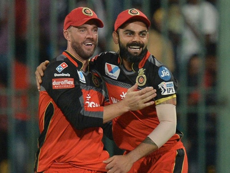 IPL 2019: Virat Kohli And AB De Villiers Thanked RCB Suporters Forr Their Support