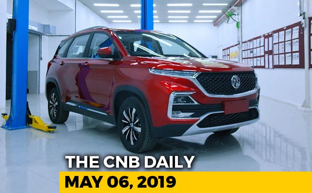Mg Hector Production Wagon R 7 Seater Hyundai Venue Bookings