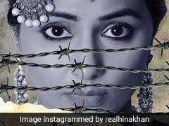 কান চলচ্চিত্র উৎসবে মুক্তি পেল হিনা খানের ডেবিউ সিনেমা 'লাইনস'-এর ফার্স্ট লুক