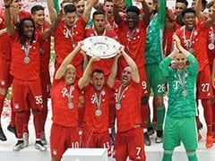 'Special' Farewell For Arjen Robben, Franck Ribery As Bayern Munich Win Bundesliga
