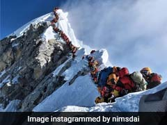 3 Indian Climbers Die On Crowded Slopes Of Mount Everest