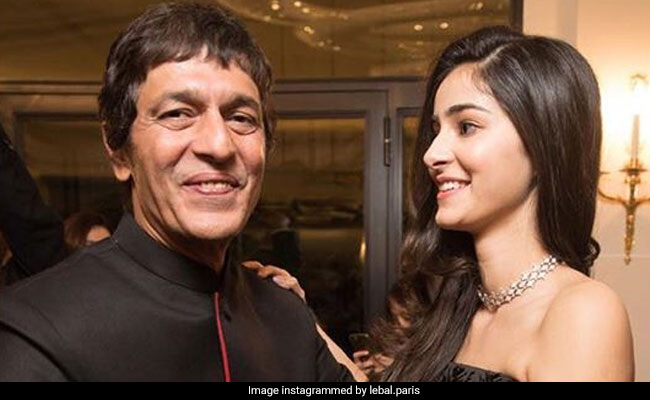 Student Of The Year 2 Actress Ananya Panday Says Her Father Chunky Panday's Feedback Is The Most Important