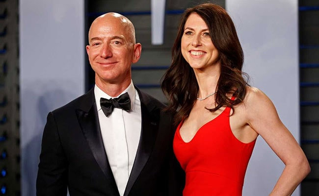Amazon founder Jeff Bezos' divorce final with US$38.3B settlement