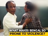 Video : West Bengal Prone To Violence During Elections?