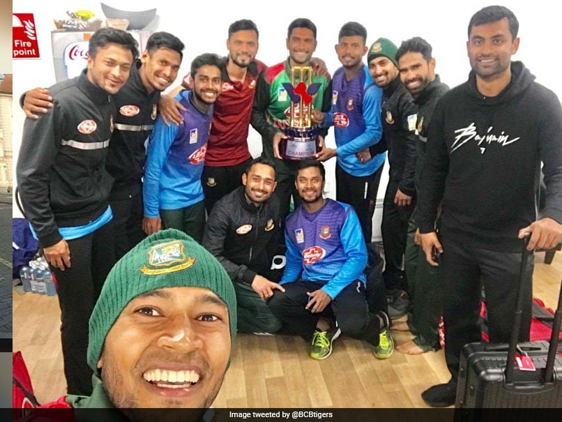 BAN vs WI, Final: Mosaddek Hossain star in Bangladesh