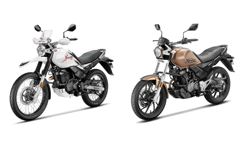 The Hero XPulse 200 range is priced between Rs. 94,000 and Rs. 1.05 lakh (ex-showroom, Delhi)