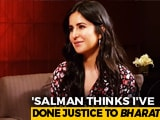 Video : Spotlight: Katrina Kaif On <i>Bharat</i>, Co-Star Salman Khan & More