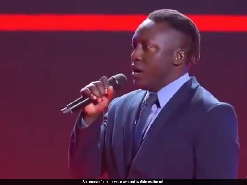 Watch: Former Zimbabwe Pacer Henry Olonga Goes Viral With Incredible Performance In