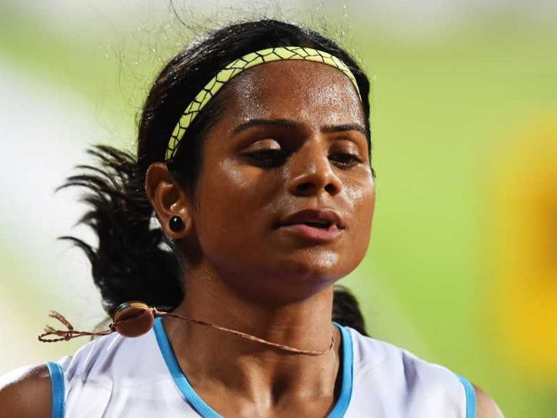 Indian Sprinter Dutee Chand Revealed That She Is In A Same-Sex Relationship