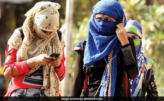 दिल्ली में फिर बिगड़ा मौसम का मिजाज, तापमान पहुंचा 40 डिग्री के पार