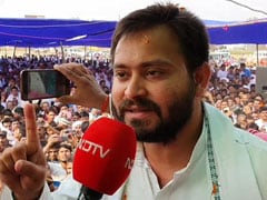 Tejashwi Yadav Slams JD(U) Leader For Bihar Cop's Use Of Legislator's Car