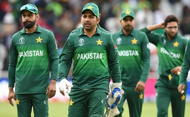 Second-Lowest World Cup Total Scored By Pakistan, Twitter Reacts