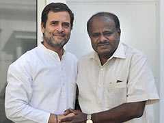 कांग्रेस में उथल-पुथल के बीच राहुल गांधी से मिले शरद पवार और कुमारस्वामी, की यह अपील