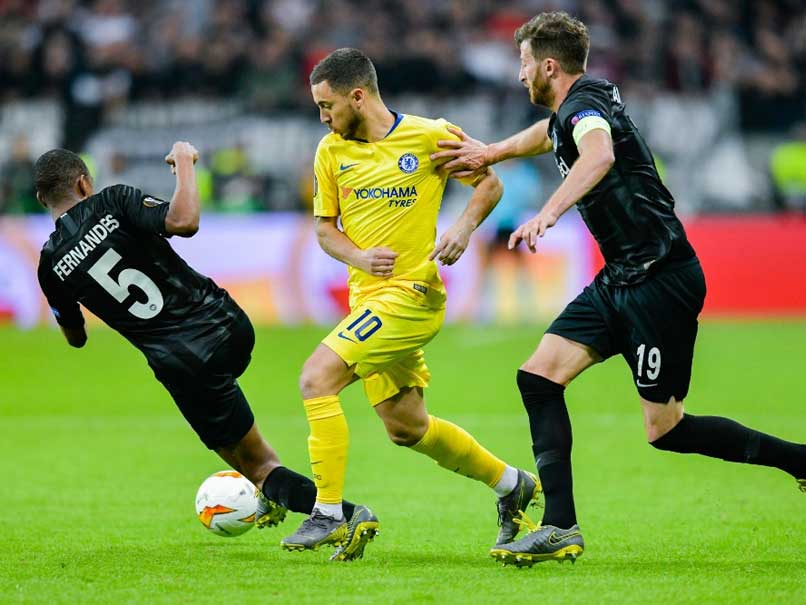 Maurizio Sarri Defends Benching Eden Hazard In Chelsea Europa League Stalemate