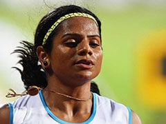 Sprinter Dutee Chand Says She