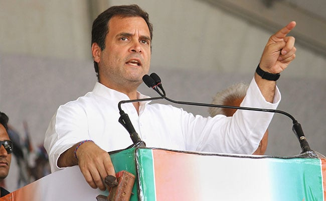 Election Results 2019: Rahul Gandhi Trails Smriti Irani In Amethi, Big Trouble For Congress