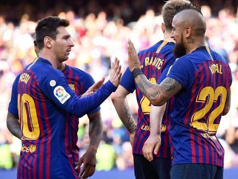 Arturo Vidal Expresses His Desire To Stay At Barcelona