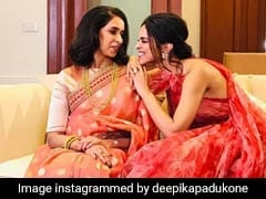 Deepika Padukone Gets Her 'Acting Chops' From Her Mother Ujjala Padukone. Here's Proof