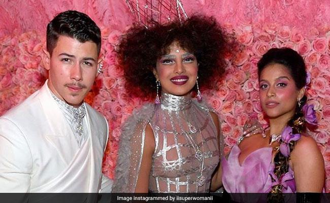 Met Gala 2019: Priyanka Chopra And Nick Jonas, Please Adopt Lilly Singh Already