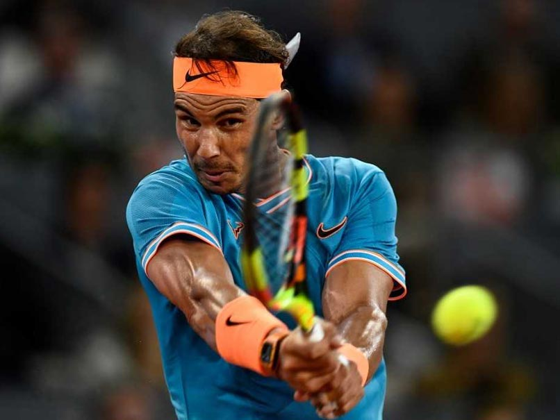 """Not Played Well Enough,"" Says Rafael Nadal After Loss To Stefanos Tsitsipas In Madrid Open"