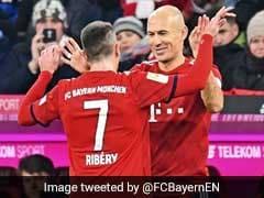 Bayern Munich Confirm Franck Ribery Departure And Farewell Match