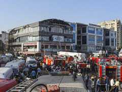 18 Students Dead In Surat Coaching Centre Fire, Many Jumped Off Building