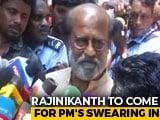 "Video : PM Modi ""Charismatic"" Like Jawaharlal Nehru, Rajiv Gandhi: Rajinikanth"