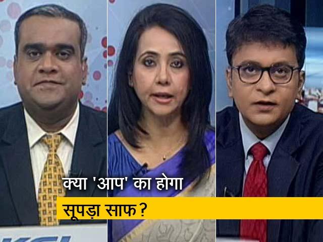 Video : NDTV Poll of Polls 2019: दिल्ली में सातों सीटें फिर जा सकती हैं बीजेपी के खाते में