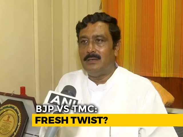 "Video : ""Mamata Banerjee's Government Won't Survive Till 2021"": BJP Leader"