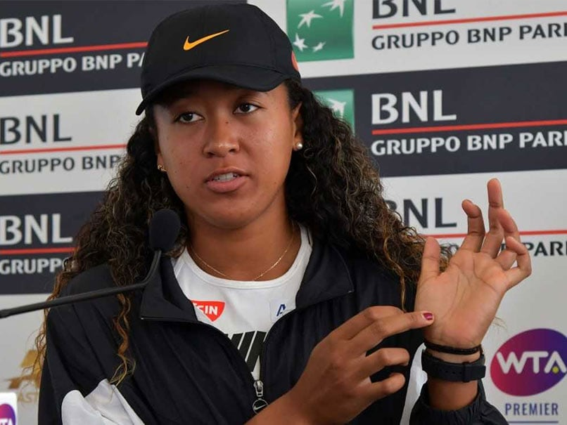 Injured Naomi Osaka Pulls Out Of Italian Open In French Open Scare
