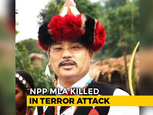 Video : Counter-Insurgency Ops After Killing Of Arunachal Lawmaker, Son, 9 Others