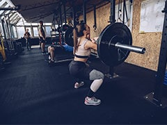 Weight Loss: This Full Body Barbell Challenge Will Motivate You To Go To The Gym Again- Try It Now