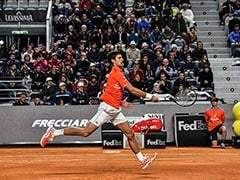 Novak Djokovic Survives Scare, Rafael Nadal coasts Into Rome Semi-Finals