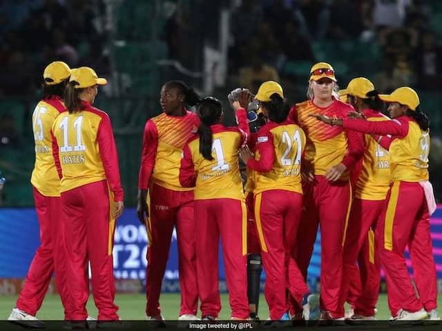 Womens T20 Challenge 2019: Smriti Mandhana Quick-Fire Helps Trailblazers Beat Supernovas In A Nail-Biting Clash