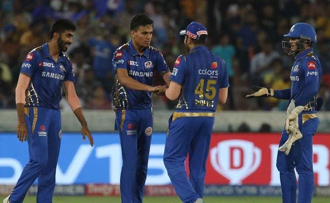 IPL Final, MI vs CSK: Mumbai Indians Beat Chennai Super Kings By 1 Runs