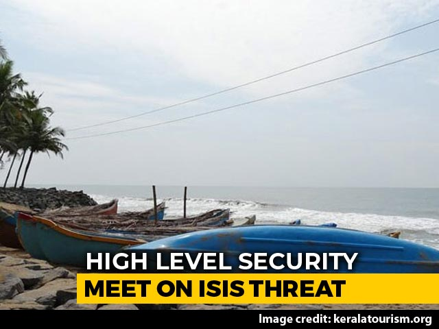 Video : Kerala Top Cop Reviews ISIS Threat Along Coast, Seeks Locals' Cooperation